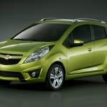 Chevrolet-Spark - авто для женщины с коробкой автомат