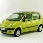Daewoo Matiz - Маленькие авто для женщин