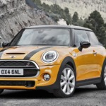 MINI Cooper - яркий представитель маленьких авто для женщин