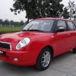Маленький китайский автомобиль для женщин Lifan Smily