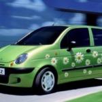 Daewoo Matiz - лучшая машина для девушки