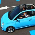 Fiat 500 очень подходит женщинам