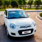 Lifan Smily - недорогая машина для девушек