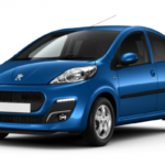 Peugeot 107 - Недорогие авто для девушек