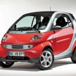 Smart Fortwo - Недорогие авто для девушек