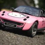 Smart Roadster - идеальная машина для низких женщин