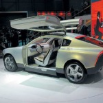 Volvo YCC идеальная машина для девушки