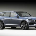 Volvo XC90 - лучшая машина для девушки