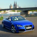 Audi TT - модная машина для девушки