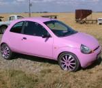 Ford Ka - выбор машины для девушки