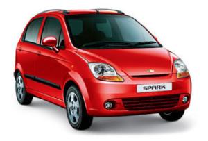 К этой же ценовой категории можно отнести Chevrolet Spark, который также был доработан производителем