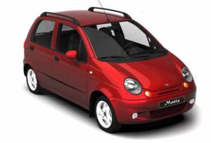 Самым доступным женским автомобилем по праву считается Daewoo Matiz