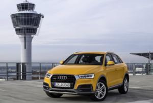 Если рассматривать модели подороже, к примеру для бизнес-леди, то в первую очередь стоит рассмотреть Audi Q3
