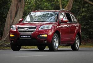 Любительницам китайского автопрома следует приглядеться к LIFAN X60