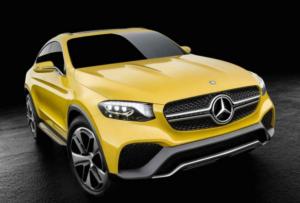 Mercedes-Benz GLC представлен народу не так давно, обновленный вариант GLK отличается спортивным дизайном и больше подойдет девушке, чем его предшественник
