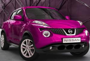 Nissan Juke стремительно ворвался на российский рынок и сразу же завоевал сердца милых дам