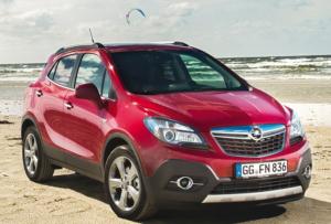 Opel Mokka — фактически самый бюджетный внедорожник