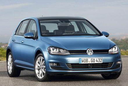 Характеристика авто марки Volkswagen Golf Variant VII