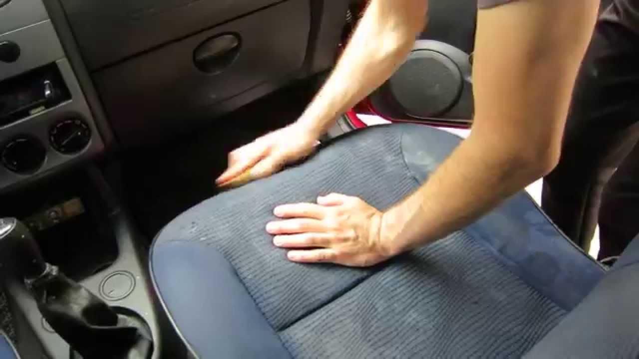 Как помыть легковое авто самостоятельно?