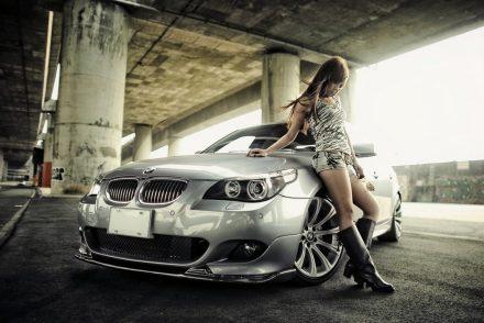 Какое авто подойдет женщине?