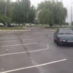 Проблема каждой девушки-водителя или Как научиться парковаться