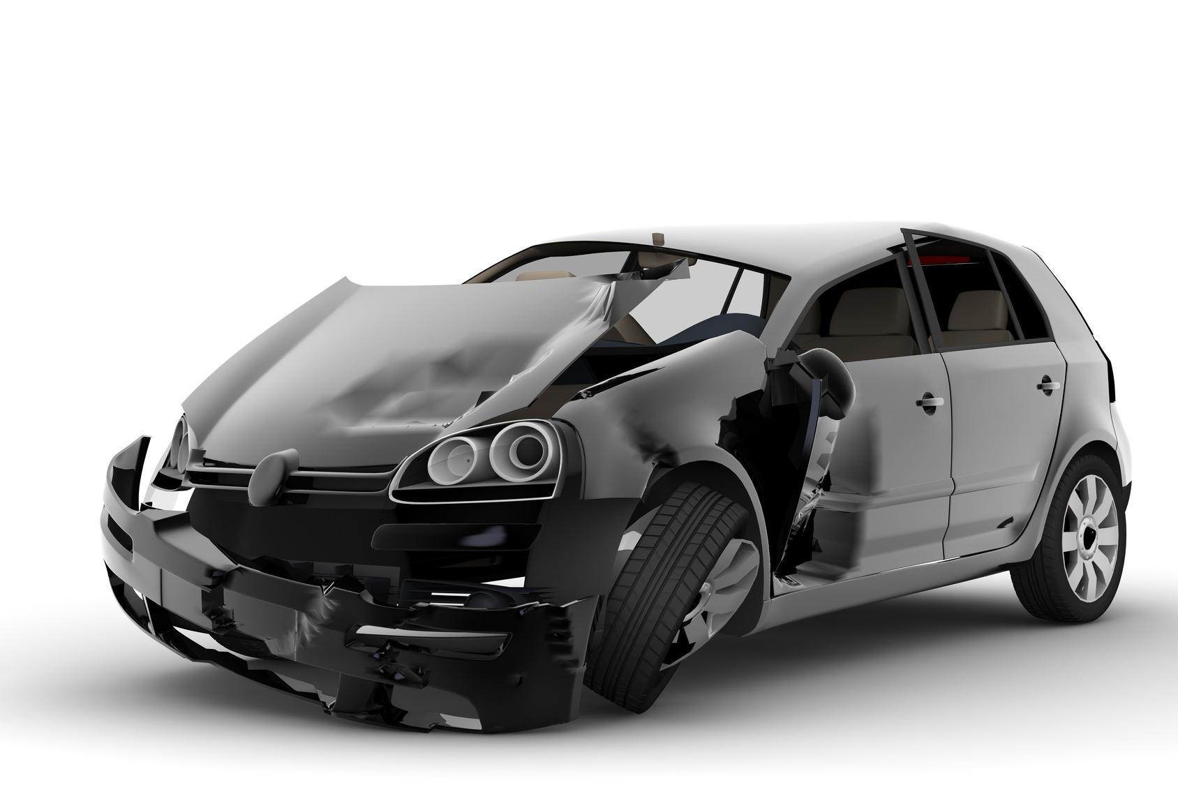 Как продать битый автомобиль?