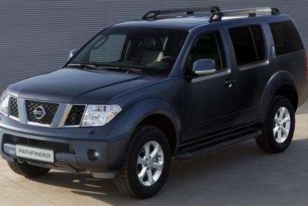 Недостатки Nissan Pathfinder III