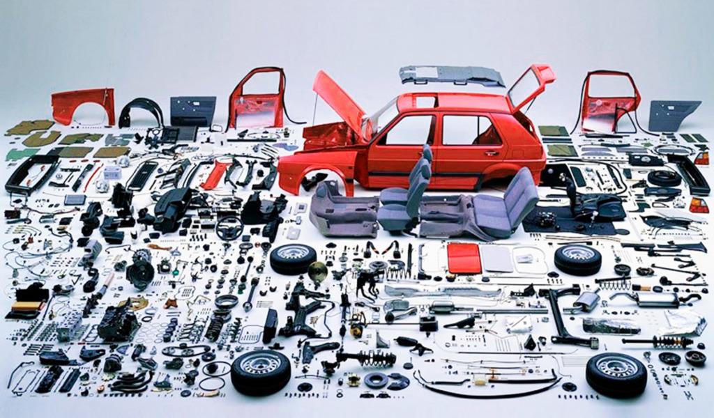 Вторичный рынок автозапчастей для экзотических автомобилей